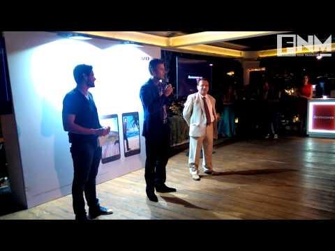 Lenovo smartphones event Athens
