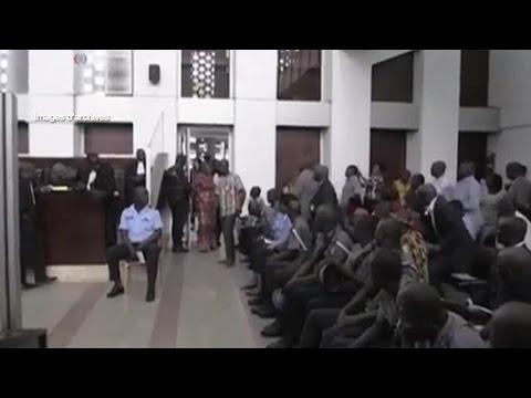 Côte d'ivoire, Reprise du procès de Simone Gbagbo