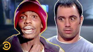 "Joe Rogan Meets Tyrone Biggums on ""Fear Factor"" - Chappelle's Show"
