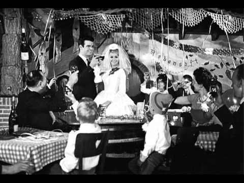 Ria, Jan, Rosie en Johnny - De vrolijke bruiloft ! ( deel I ) ( 1958 )