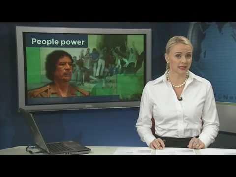 ABC News Queensland (20 Feb 11)