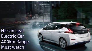 Nissan Leaf Electric Car || Coming India Soon || Must watch