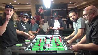 Warrior Pro Foosball Tournament California State & Hall of Fame 2017 (1)