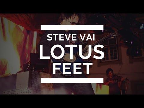 Lotus Feet by Steve Vai Nacked Track Cover Video