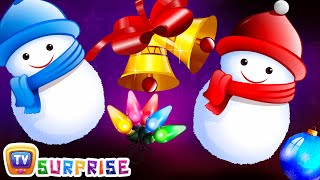 Christmas Surprise Eggs |  Christmas Gifts & Decorations | Christmas Surprise For Kids | ChuChu TV