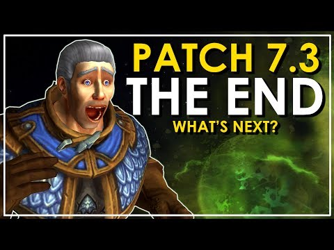 The End of Legion & Future of World of Warcraft
