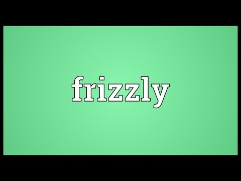 Header of frizzly