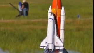 Space shuttle RC scale model - Shuttle3