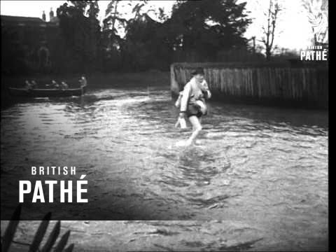 Floods In England (1947)
