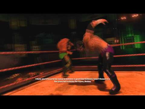 Saints Row: The Third - Mission: Murder Brawl XXXI (31) - Killbane Unmasked