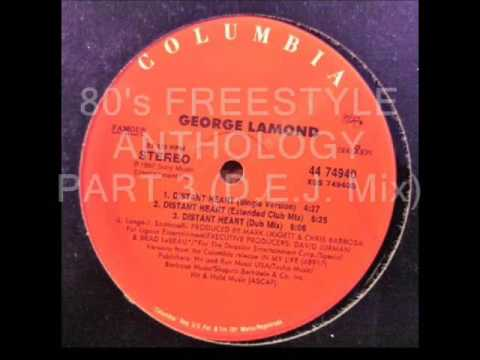 80's FREESTYLE ANTHOLOGY PART 3 (D.E.J. Mix)