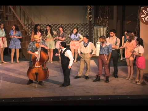 """In The Wings Presents """"Crazy For You"""" Act 1"""