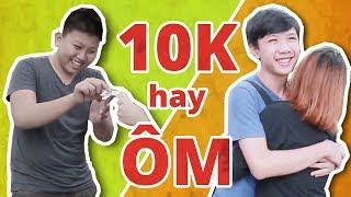 Tình hay tiền, em chọn đi!!!! || Trà Chanh TV