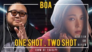 """Producer Reacts To BoA """"One Shot, Two Shot"""""""