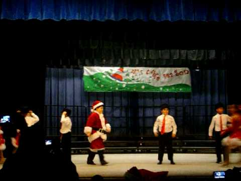 coqui dancers holiday dance cypress elementary school kissimmee fl