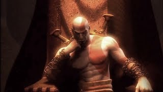 God Of War I - FINAL SECRETO, Um segredo é revelado para Kratos.