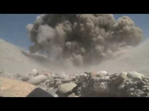 IED's IN AFGHANISTAN!  The Fight Against Improvised Explosive Devices - IEDs!