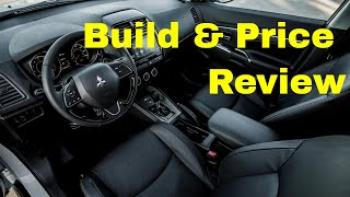 2019 Mitsubishi Outlander GT - 7-Seat SUV - Build & Price Review: Configurations, Colors, Features