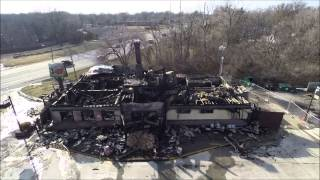 Gates BBQ fire in Kansas City is a total loss