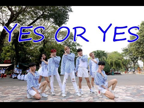 "[KPOP IN PUBLIC] TWICE ""YES Or YES"" (Dance Cover) By Heaven Dance Team From Vietnam"