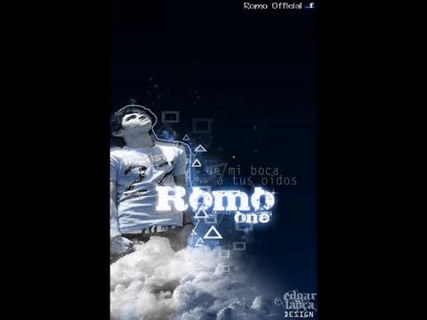 Romo Onee SOLO POR TI (letra)