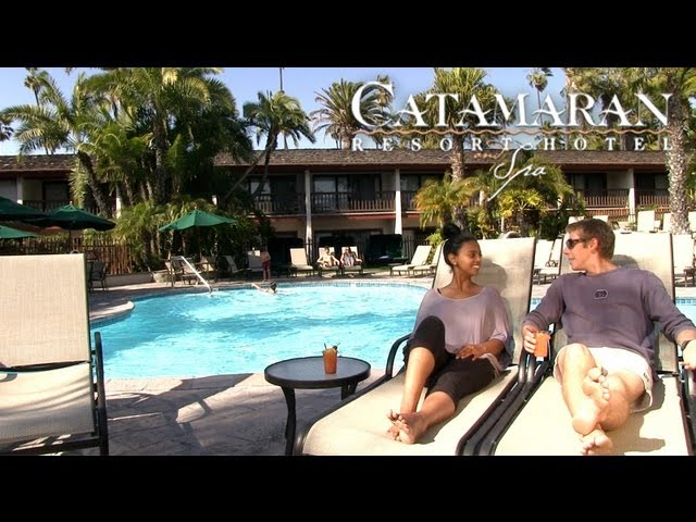 San Diego Summer Activities at the Catamaran Resort