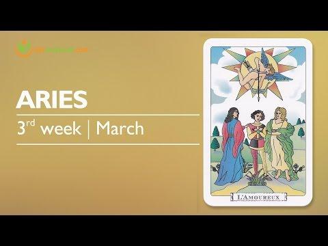 Aries Weekly Psychic Tarot Horoscope Reading | Week 11 | March 13 - 19