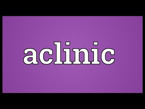 Header of Aclinic