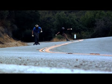 Landyachtz Longboards - South American Skatecation Teaser