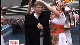 Нардеп Гончаренко, якого напередодні затримали у Москві під час мітингу, повернувся до Києва - : 2:52 - (видео)