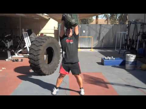 MMA Strength Training| Ultimate Sandbag Training | Ultimate Sandbag Workouts Image 1