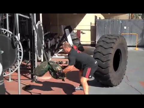 MMA Strength Training| Ultimate Sandbag Training | Ultimate Sandbag Workouts