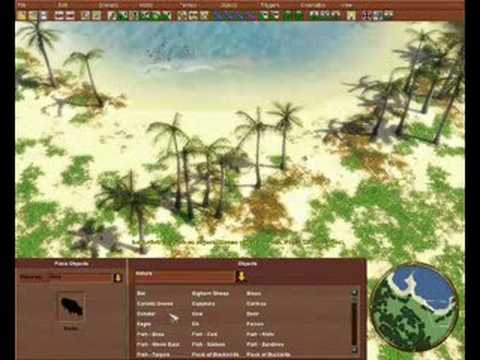 Age of Empires 3 - Scenario Editor Tutorial Video