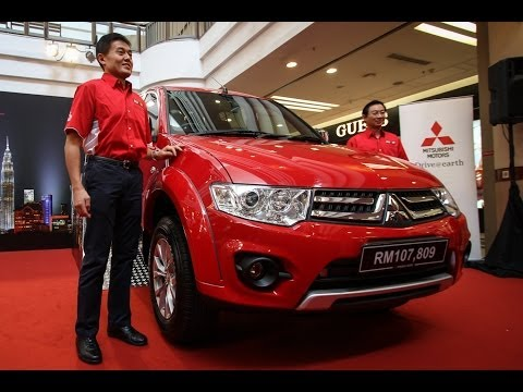 2014 Mitsubishi Triton launch event in Malaysia - AutoBuzz.my