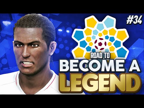 "ROAD TO BECOME A LEGEND! PES 2019 #34 ""TIME FOR THE WORLD CUP 2022!"""