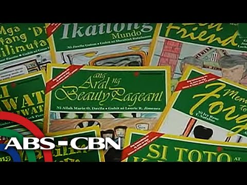 Bandila: New book aims to revive discussions on teenage pregnancy, youth violence