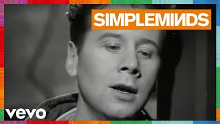 Watch Simple Minds Belfast Child video