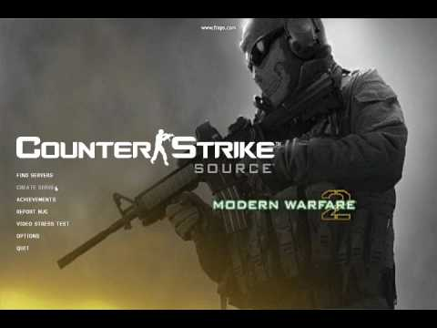Counter Strike Modern Warfare2