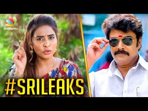 Sri Reddy Tamil Leaks : Attacks Sundar.C on Casting Couch | Hot News