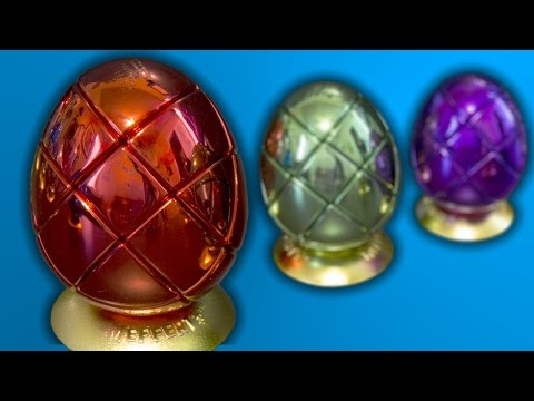 3x3 Metal Eggs Solve and Review