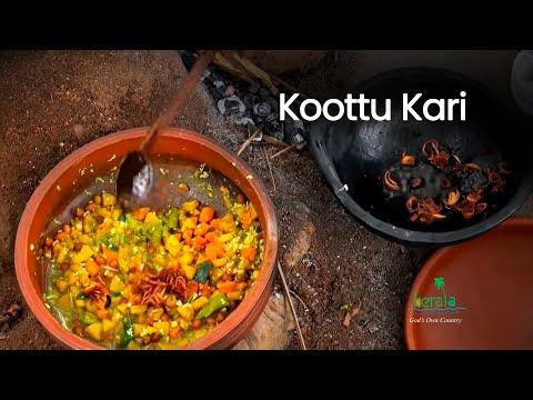 Koottu Kari, Tribal Cuisine, Kerala