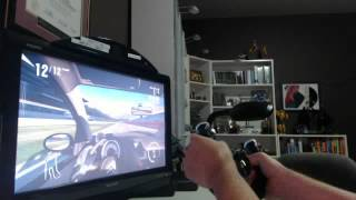 Video Review of the Xbox 360 Wireless Speed Wheel