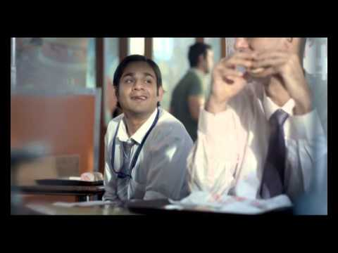 Funny AD of McDonalds Masala Grill - Bill