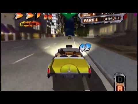 طريقة تحميل لعبة Crazy Taxi 3 videominecraft ru