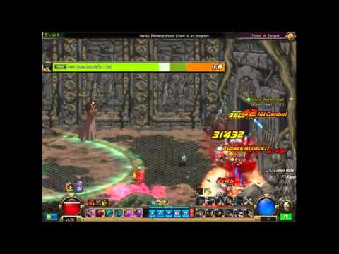 DFO - Tower of Despair Floor 3 (Monk)