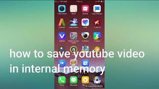 $ave ¥outube √ideo !n !nternal memory/sdcard/gallery   English substitle???