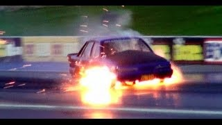 VLGOD MAATOUKS RACING WHAT HAPPENS WHEN STRIVING TO BE NUMBER 1 - 70PSI EXPLOSION SYDNEY DRAGWAY