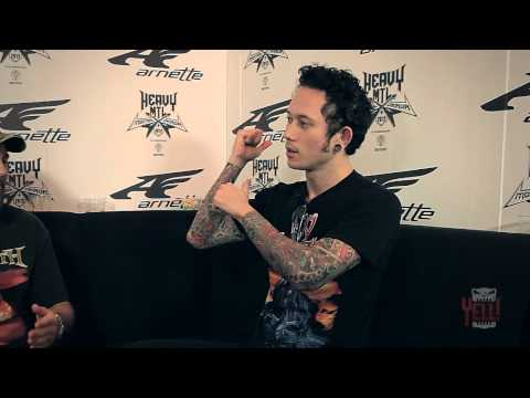 Trivium Interview: Matt Heafy's Top 5 Horror Films And Zombie Survival Tips
