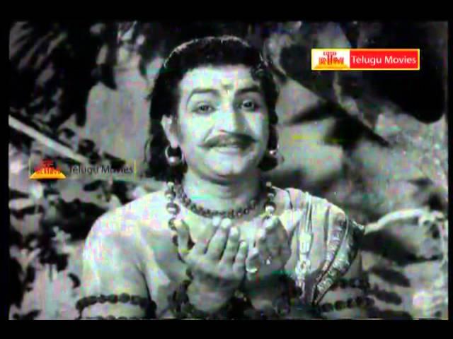 Bhookailas (1958 Telugu film) movie scenes Neela kanta raava deva Telugu Movie Full Video Songs BhooK