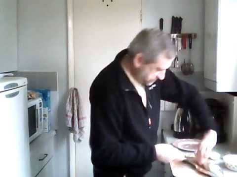 Cooking A fish.wmv